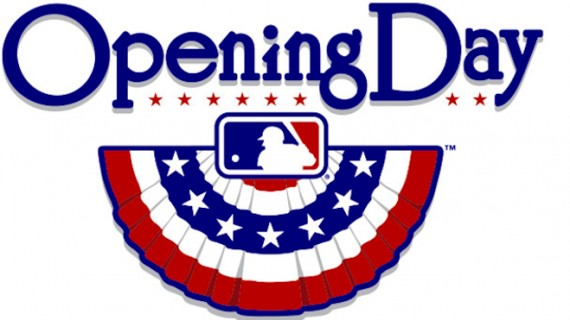 Opening day of baseball